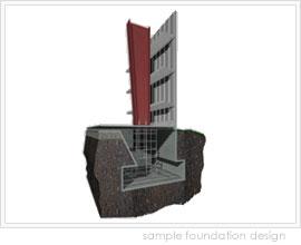 Welcome To Ezfoundations Com Providing Metal Building